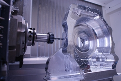 5 Axis machining<br>